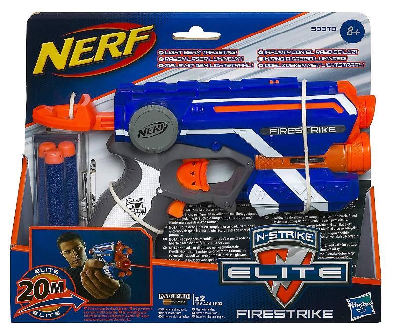 NERF FIRESTRIKE 53378 HASBRO EUROPA