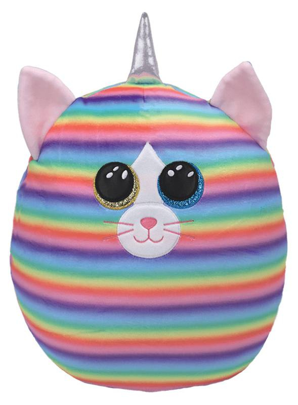 BEANIE BOOS SQUISH 30CM HEATHER T39189 BINNEY e SMITH