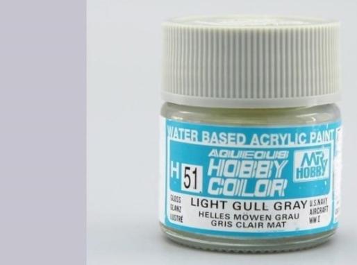 Light Gull Gray 10ml