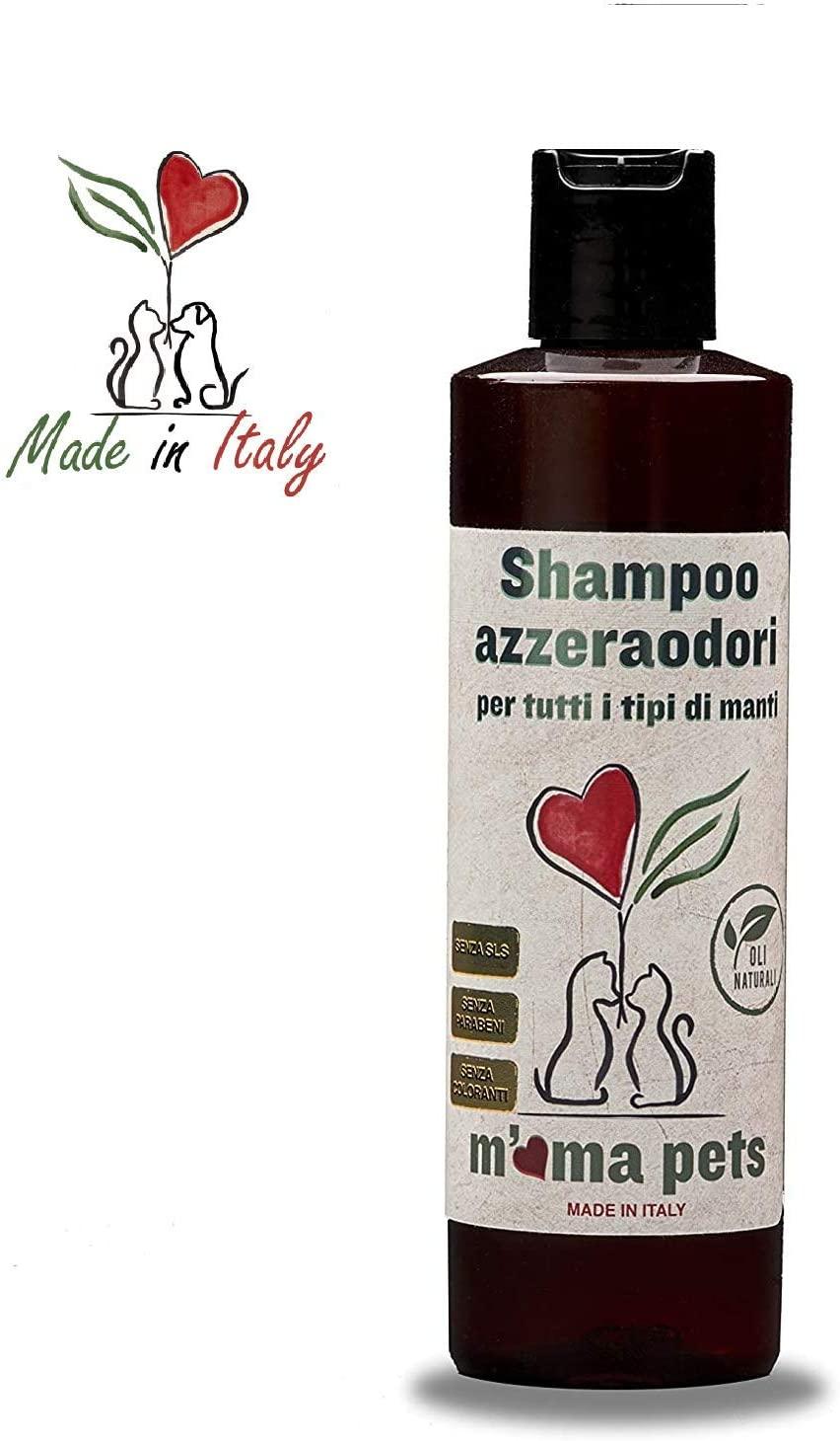Shampoo azzeraodori m'ma Pets
