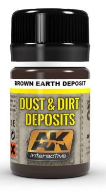 BROWN EARTH DEPOSIT