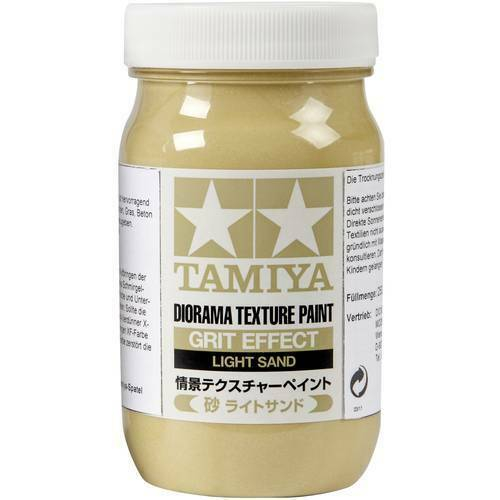Diorama Texture Paint - Grit Effect Light Sand