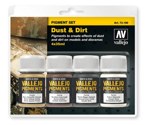 Dust & Dirt