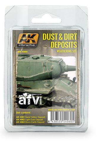 Dust and Dirt Deposits SET