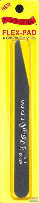 FLEXIBLE FILE FINE 320 GRIT
