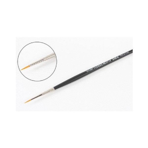 High Finish Pointed Brush - (Fine)