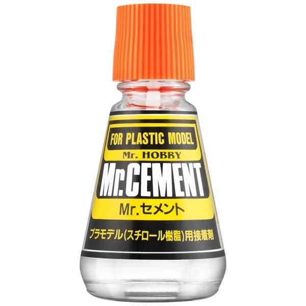 MR CEMENT -COLLA FORTE PER PLASTICA