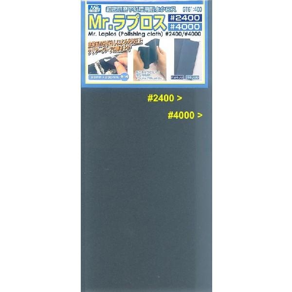Mr. Laplos (Polishing cloth) #2400 / #4000