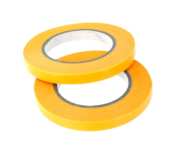 Precision Masking Tape 6mm x 18m