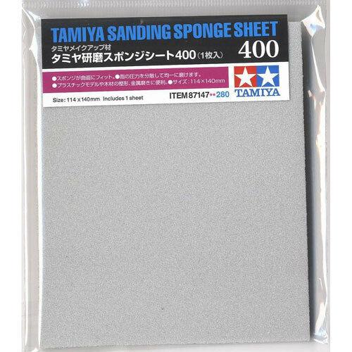 Sanding Sponge Sheet - 400