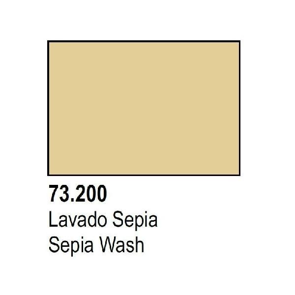 SEPIA WASH