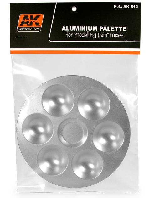 Aluminium Palet 6 Wells