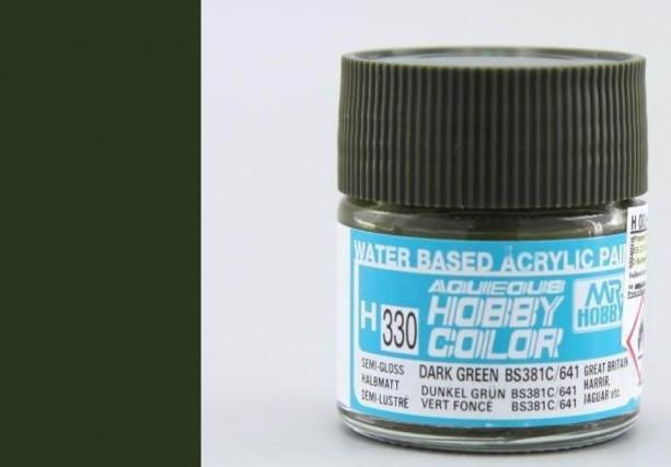 Dark Green BS381C/641 10ml