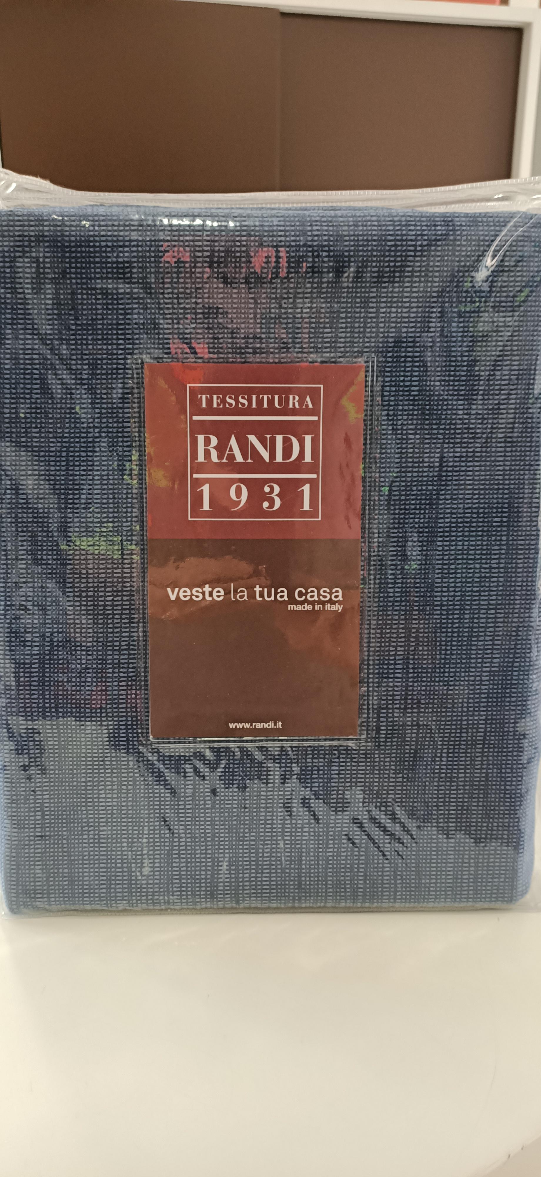 COPRILETTO LEGGERO TESSITURA RANDI ART. MALI SINGOLO