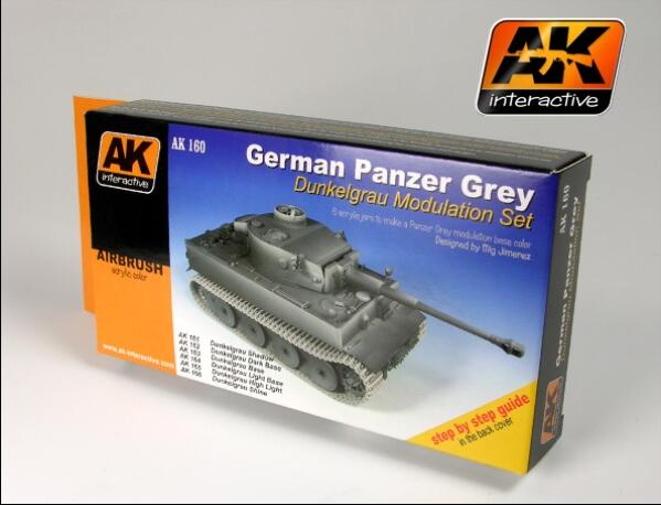 Panzer Grey Modulation Set