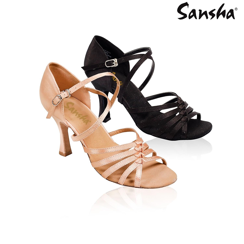 Gipsy Sansha sandalo latini ,caraibici