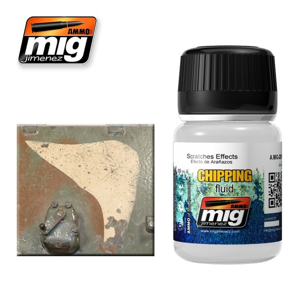 CHIPPING FLUID