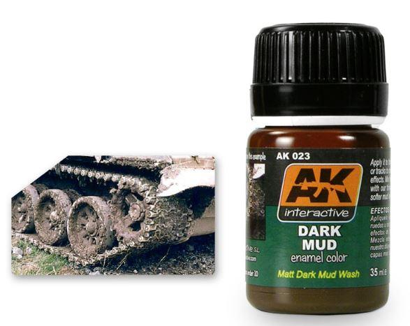 Dark Mud effect