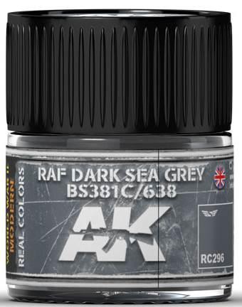 RAF DARK SEA GREY BS381C/638