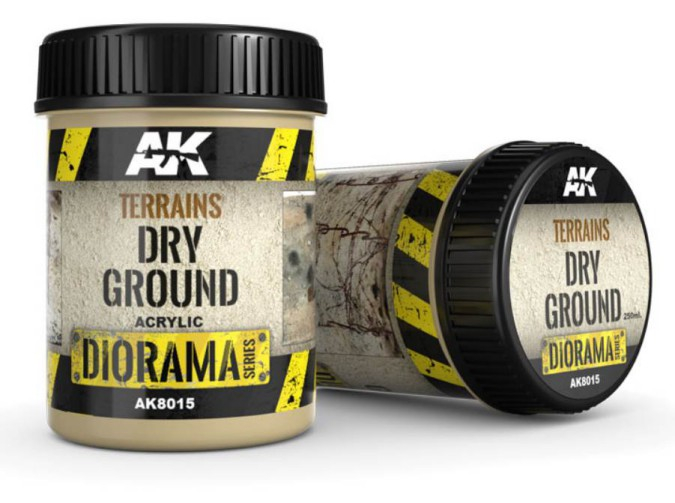 Terrains Dry Ground