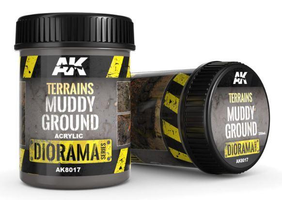 Terrains Muddy Ground