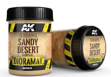 Terrains Sandy Desert