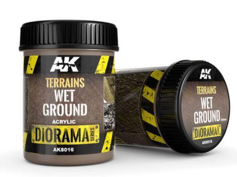 Terrains Wet Ground