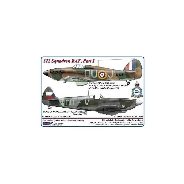 312TH SQUADRON RAF