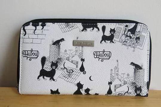 Portafoglio Le chat de Dubout (5156)
