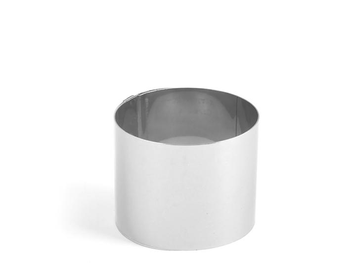 Coppapasta tagliapasta in acciaio rotondo da 8cm