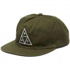 Cappello HUF Logo Olive