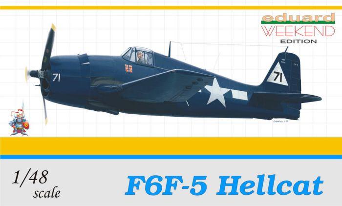 F6F-5 HELLCAT