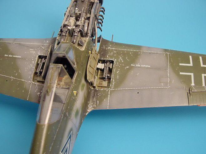 FW 190 D GUN BAY (HASEGAWA)