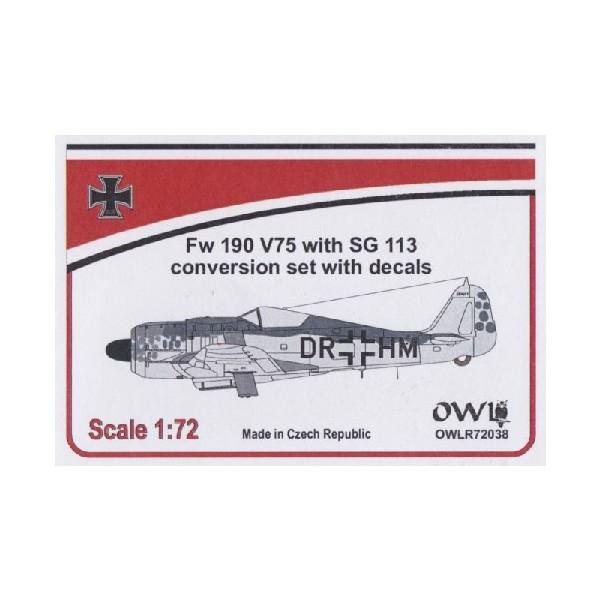 FW 190 V75