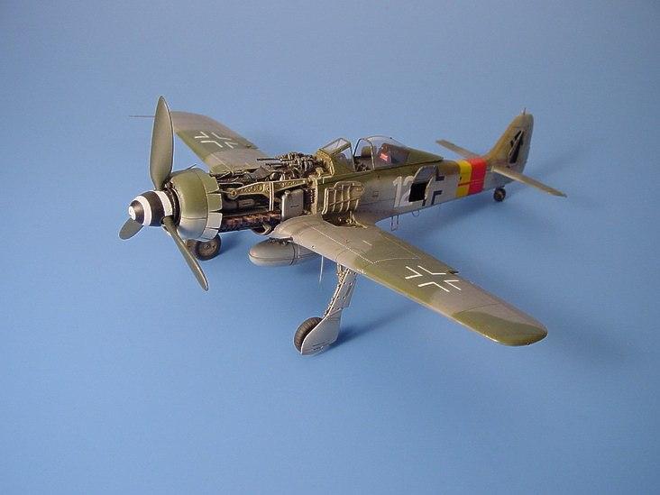 FW-190D-9 SUPER  DETAIL SET