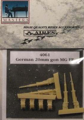 GERM 20MM GUN MG FF