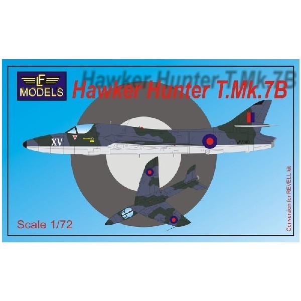 HAWKER HUNTER T.MK.7B