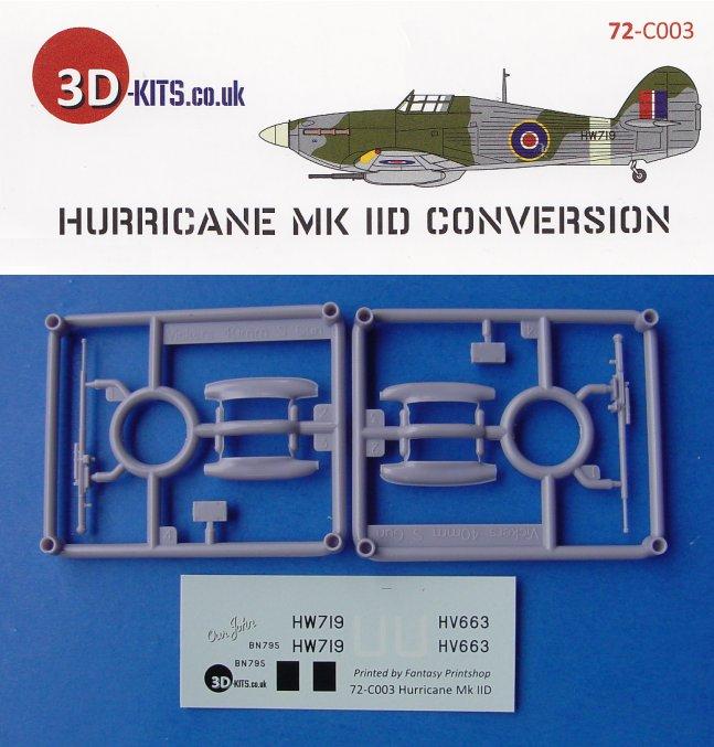 HURRICANE MK.IID