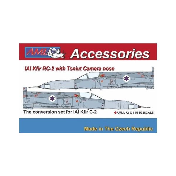 IAI KFIR RC-2