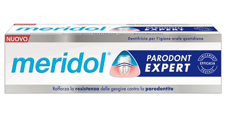 Dentifricio Meridol® Parodont Expert
