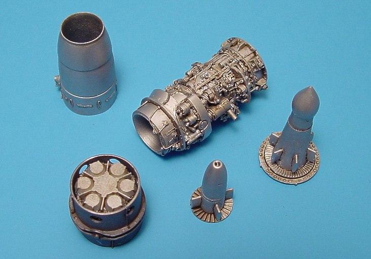 JUMO 004B-1 JET ENGINE