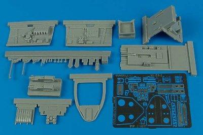 KI-61-I COCKPIT SET (HAS)