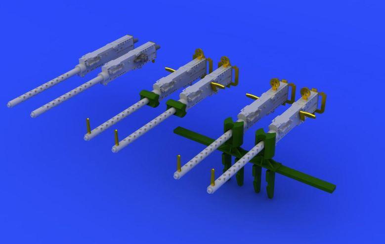 M-2 Browning guns