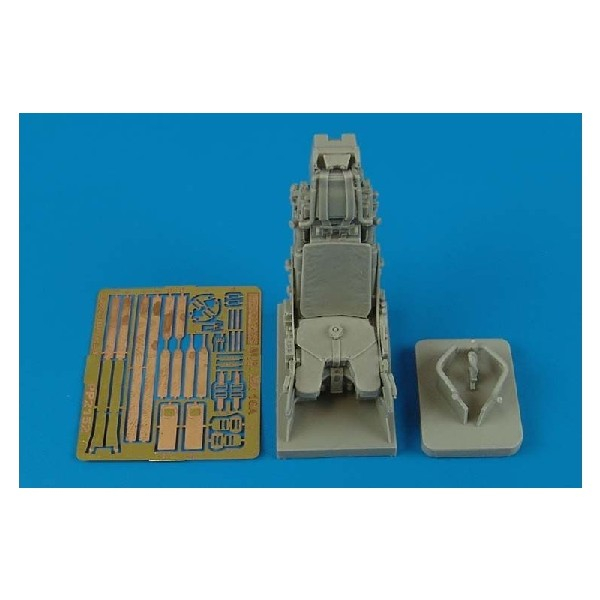 M.B. MK 16A EJECTION SEAT FOR EF 2000A