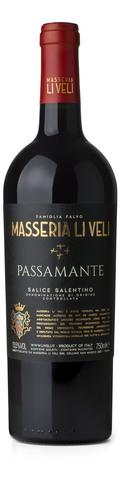 Passamante 2018 - Salice Salentino DOC - Masseria li Veli