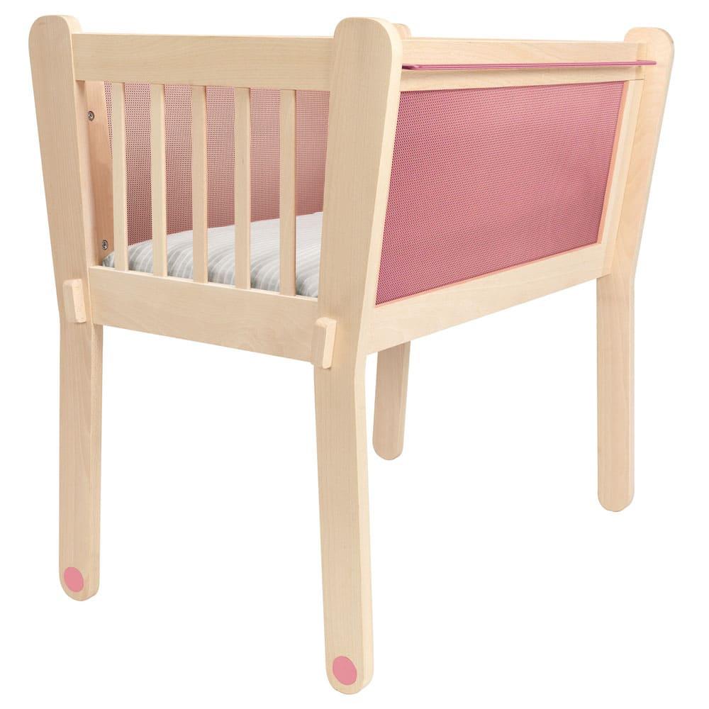 Culla rosa con protezione elettromagnetica - Albero Bambino