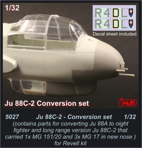 unkers Ju-88C-2