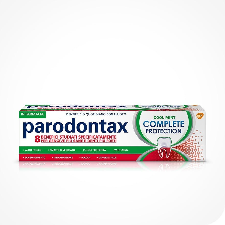 Parodontax Complete Protection Cool Mint