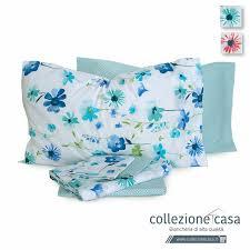 COMPLETO LENZUOLA BASSETTI WILD FLOWERS
