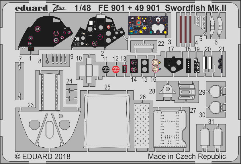 FAIREY SWORDFISH MK.II